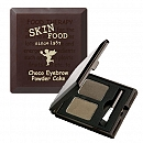 Skin Food Choco Eye Brow Powder Cake