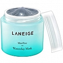 Mặt Nạ Đất Sét Mini Pore Waterclay Mask - Laneige
