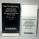 Chanel White Essentiel Whitening Modeling Effect Base