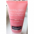 Sữa rửa mặt tẩy da chết Neutrogena Visibly Clear Pink Grapefruit Tagliches Peeling